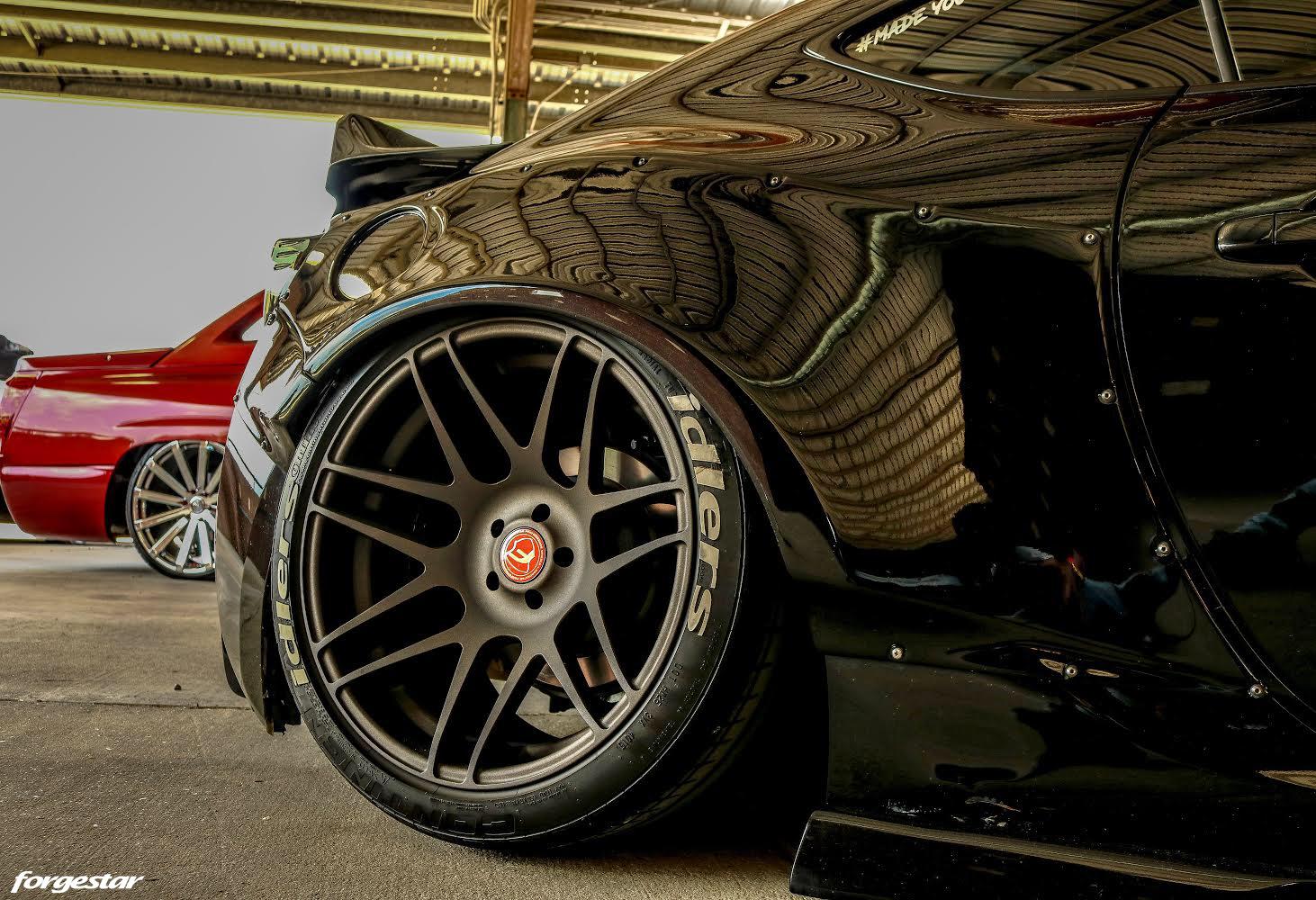 Gekleurde Velgen Carmar Wheels Tires